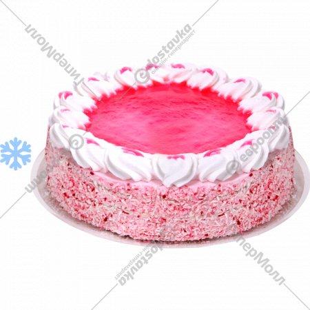 Торт бисквитный «Смородиновый» замороженный, 1 кг.