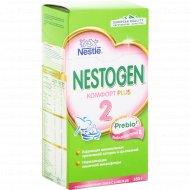 Смесь «Nestogen 2 Komfort Plus» пребиотик и пробиотик, 350 г.