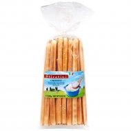 Хлебные палочки «Гриссини» с морской солью, 250 г.