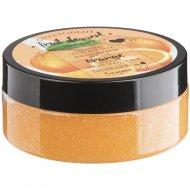 Скраб для тела сахарный «Апельсиновый йогурт» 200 г.