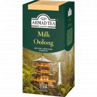 Чай черный «Ahmad» милк улун, c ярлыком, 25х1.8 г.