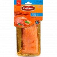 Филе кусок лосося «РыбаХит» соленый, 300 г.