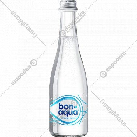Вода питьевая «Bonaqua» негазированная 0.33 л.
