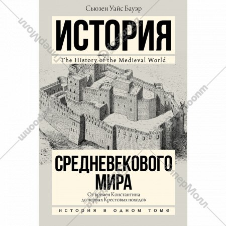 Книга «История Средневекового мира».