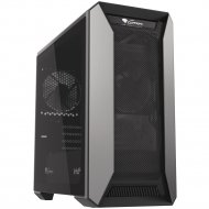 Корпус NPC-1681 «Genesis» IRID 513 Micro 2xFan 120 w/o PSU