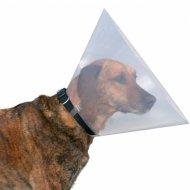 Воротник защитный для собак «Veterinary« размер XS-S, 25смх10см.