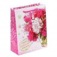 Пакет подарочный «Любимой маме» 1717591.