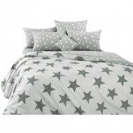 Комплект постельного белья «Моё бельё» Орион 4, Евро, 70x70