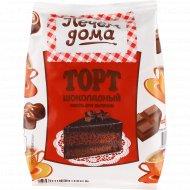 Смесь для выпечки «Печём дома» торт шоколадный, 400 г.