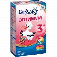 Напиток сухой молочный «Беллакт Оптимум 3+» 800 г.