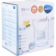 Фильтр-кувшин для очистки воды «Brita» Style XL MX, серый, 3.6 л.