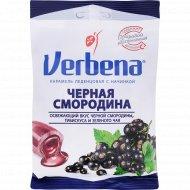 Карамель с витамином С «Verbena» черная смородина, 60 г
