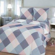 Комплект постельного белья «Моё бельё» Жаклин, двуспальный, 70x70
