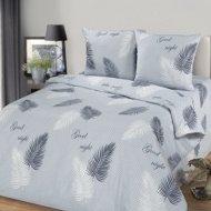 Комплект постельного белья «Моё бельё» Тропики, полуторный, 70x70