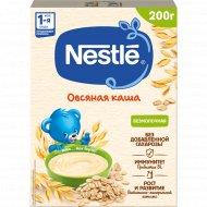 Каша «Nestle» овсяная, безмолочная, 200 г