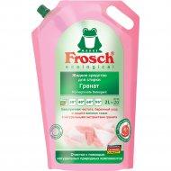 Жидкое средство для стирки «Frosch» гранат, 2 л.