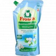 Кондиционер для белья «Frosch» цветы хлопка, 1 л.