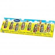 Молочный шоколад «Пасхальные кролики» фигурный, 40 г