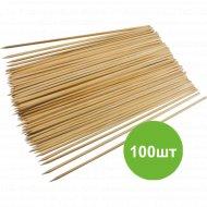 Шампуры древесные для шашлыка 100 шт.