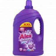 Гель для стирки «Alex» универсальный, 4.55 л