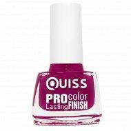 Лак для ногтей «Quiss» Pro Color, 027, 6 мл.