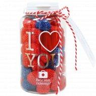 Набор конфет «Вкусная помощь» Я люблю тебя, 230 г.