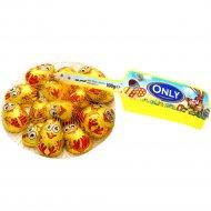Молочный шоколад «Золотые цыплята» фигурный, 100 г