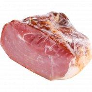 Окорок из свинины «Минский» сырокопченый, 1 кг., фасовка 0.6-0.8 кг