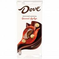 Шоколад молочный «Dove» с цельным фундуком, 90 г.