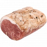 Сыровяленый продукт «Полендвица Деревенская» из свинины, 1 кг., фасовка 0.6-1.2 кг