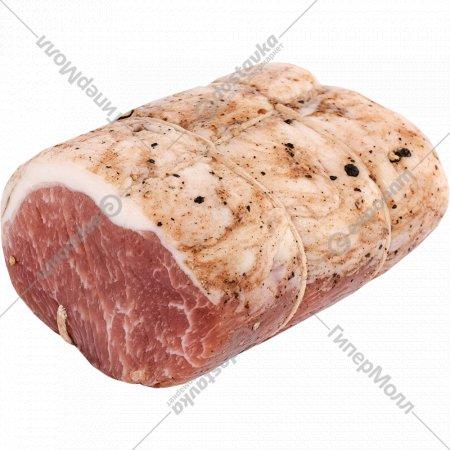 Сыровяленый продукт «Полендвица Деревенская» из свинины, 1 кг., фасовка 0.8-1 кг