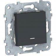 Переключатель «Schneider Electric» Unica New, NU520354N