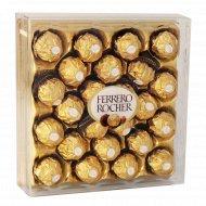 Конфеты «Ferrero Rocher» с начинкой из крема и лесного ореха, 300 г.
