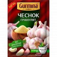 Чеснок сушёный «Gurmina» гранулированный, 20 г.