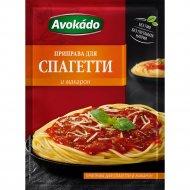 Приправа «Avokado» Для спагетти и макарон, 25 г.