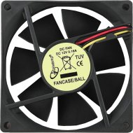 Вентилятор для корпуса «Gembird» Fancase-BALL