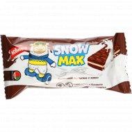 Бисквитное пирожное «Snow Max» с какао, 30 г