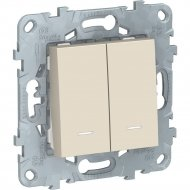 Переключатель «Schneider Electric» Unica New, NU521344N