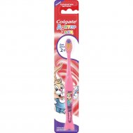 Зубная щетка «Colgate» для детей от 2 лет.