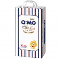 Подгузники «Q-MO» Royal Soft, размерXL,12-17кг, 60шт