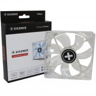 Вентилятор для корпуса XPF120.TBL «Xilence» (XF044) 120mm Blue LED