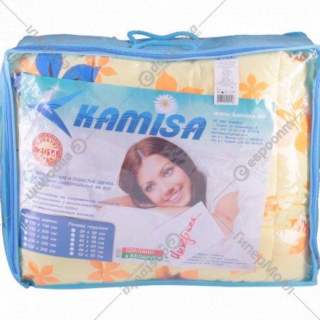 Одеяло стеганое «Kamisa» летнее, 205х140 см, ОДЛ-140.