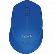 Мышь «Logitech» M280, синий.