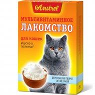Лакомство для кошек «Деревенский творог со сметаной» 90 таблеток.