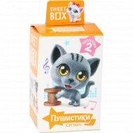 Мармелад жевательный «Sweet Box» Котята, 10 г.