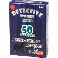 Настольная игра «Детективные истории: классик».