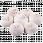 Хинкали мясные «По-домашнему» замороженные 1 кг., фасовка 1-1.1 кг