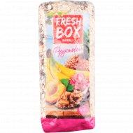 Мюсли «Fresh Box» фруктовые 400 г.