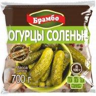 Огурцы соленые «Овощной Край» 700 г