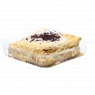Торт слоеный «Наполеон» 1 кг., фасовка 1-1.1 кг
